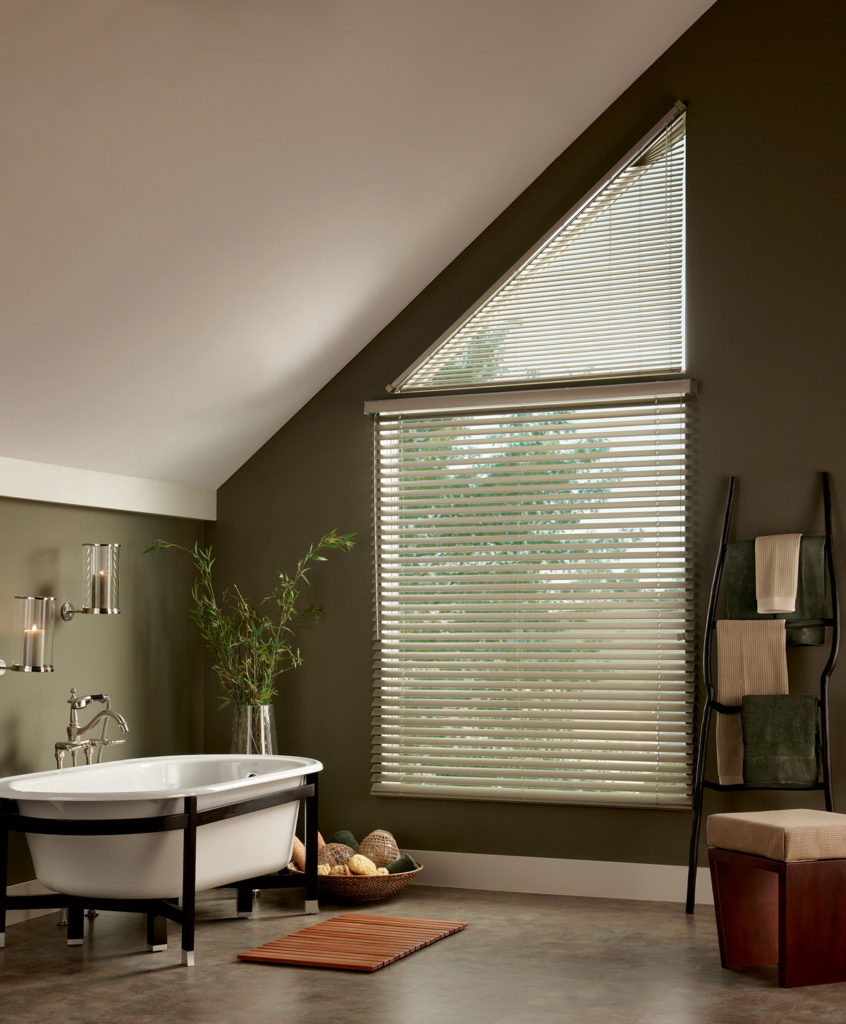 Specialty Shaped Blind